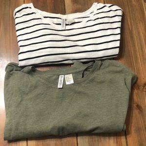 H&M Divided T-Shirt Bundle